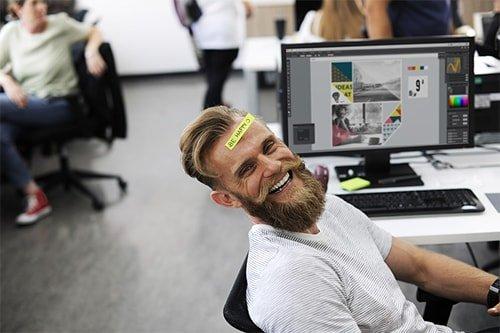 دفتر کار خوشایند